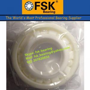 China White Full Ceramic Ball Bearings ZrO2 6001 6002 6003 6004 6005 6006 6007 6008 6009 wholesale