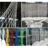 China Dark Green Construction Safety Netting For Scaffolding , HDPE Building Net 35gsm - 300gsm wholesale