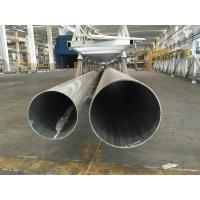 Quality Big Mill Finshed 6800Ton Press Extrude Machine Aluminium Round Tube 600mm for sale