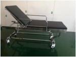 China 304 Stainless Steel Emergency Stretcher Trolley , Emergency Gurney Size 1930*750 wholesale