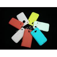 China Custom Rubber Cell phone cases and covers for Iphone 4, Samsung, Nokia mobile phone on sale