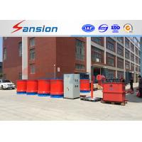 China AC Resonant Test System SXBP , Auto Control Substation Electrical Apparatus on sale