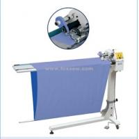 Buy cheap Automatic Cutting And Hem Embroidering Machine from wholesalers