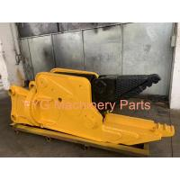 China Heavy Duty Scrap Metal Hydraulic Shears For Excavator Double Cylinder 100% New wholesale