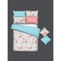 China Home / Hotel Use Polyester Bedspreads And Comforters Sets Double Size Super Soft wholesale