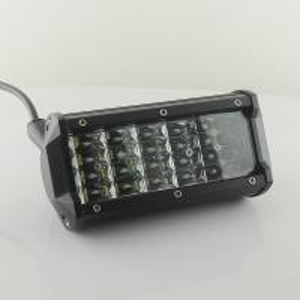 China 54W 4.5inch Vehicle LED Light Bar 10 - 30 DC Operating Voltage , 2160 Lm Lumen wholesale
