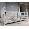 Steel Aerial Lifting Rope Suspended Platform for sale