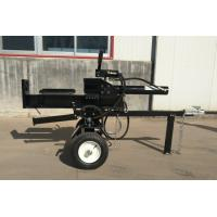 China Automatic Start Firewood Log Splitter With Gasoline Engine Operated on sale