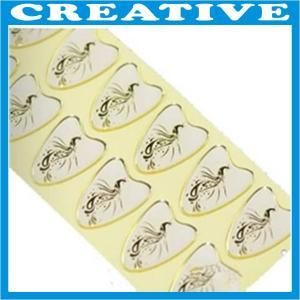 China dome epoxy sticker wholesale