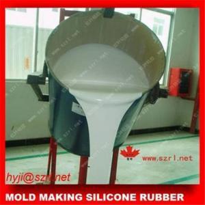 China RTV-2 silicone rubber for Artificial stone mold, Veneer stone mold corner wholesale