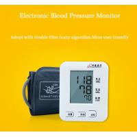 China Medical Grade Electronic Blood Pressure Monitor Wrist Measuring Type 430g on sale