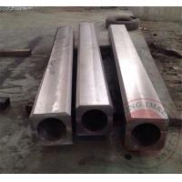 China Mining equipment square pipe Cylinder forging Open die ST 52.3 , GB / T3077 1999 wholesale