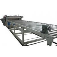China Fully Automatic PVC Foam Board Machine For  Wood - Plastic Mould Plate CE / ISO9001 on sale
