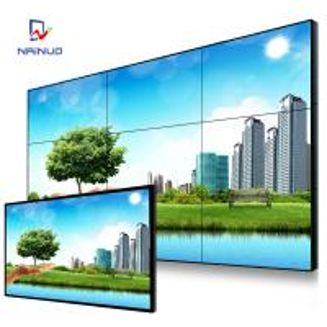 China 46 inch orignal samsung HD Video Wall indoor advertising display screen on sale