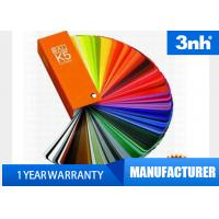 China Classic Ral Paint Color Cards Semi Matte / Gloss Surface For Printing Industry wholesale