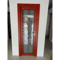 China glass doors aluminium door aluminum profile casement doors bed room doors on sale