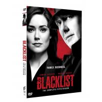 Buy cheap Movie DVD Box Sets Dolby The Blacklist Season 5 Digital HD with UltraViolet from wholesalers