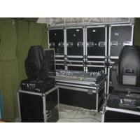 China Customized Tool Cases / Aluminum Storage Cases For Speakers With Wheels wholesale