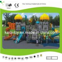 China Environment-Friendly Castles Series Outdoor Playground Equipment wholesale