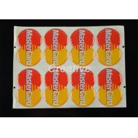 Quality Customized Full Color Printing Polyurethane Domed Labels with 3D Effect for sale