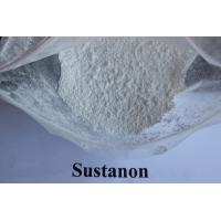 China Natural Sustanon 250 / Testosterone Blend Raw Steroid Powders for Muscle Building wholesale