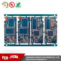 Buy cheap OEM PCB Manufacturer FR4 Double Sided PCB with UL&ISO9001 from wholesalers