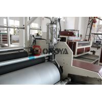 Quality Vinot PLA High Speed Cling / Stretch Film Extruder Machine 600 - 1000mm Width with Low Energy consumption  SLW-1000 for sale
