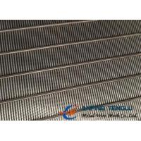 China Stainless Steel Wedge Wire Screen Tube/ Wedge Wire Cylinder/ Round Slot Tube wholesale