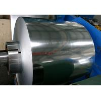 China Anti Finger Hot Dipped Galvanized Steel Coils , Galvalume Steel Coil wholesale
