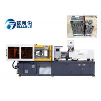 China 5500 Kn Sole Injection Machine , Mini Injection Molding Machine For Plastic wholesale