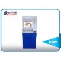 China Inquiry ATM kiosk machine with printer , indoor payment self service Kiosk wholesale