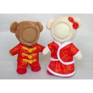 Supply 3d face doll Couple Series E