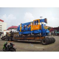 China Silent Pile Foundation Equipment 460 Tons Piling Capacity Eco - Friendly wholesale