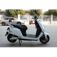 China Compact Electric Motorcycle Scooter , Battery Operated Scooters 72V / 20AH Fashion Design wholesale