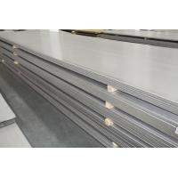 China 2B / BA / NO1 Finish Hot Rolled Steel Plate , 0.3mm - 110mm Stainless Steel Metal Sheet wholesale