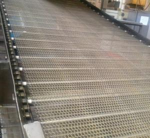 China Best Price Balance Spiral Metal Conveyor Mash Belts Surface Custom Design wholesale