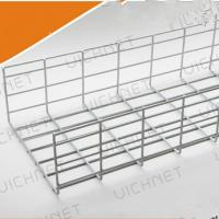 Buy cheap Tray Accessories Vichnet HDG galvanized Outdoor Cable Tray Wire Mesh Cabl from wholesalers