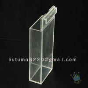 China BO (66) acrylic jewellery display case wholesale