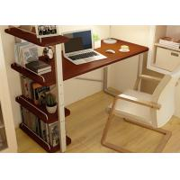 China Multipurpose home office computer writing desk,computer table with shelves wholesale