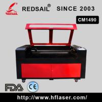 China CM1490 optional double heads Laser Cutter and Engraver support for CorelDRAW / AutoCAD wholesale