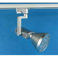 China High brightness Aluminum 12W LED Track Lighting Fixtures 1080lm Lifespan 50,000 hours RoHs wholesale