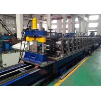 China Cassette Type Rack Roll Forming Machine Heavy Duty Upright Racks Producing Use wholesale