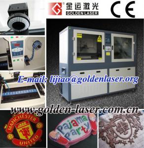 China Laser Automatic Label Cutting Machine on sale