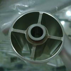 China Extruded Aluminium Industrial Profile Buff Anodizing ISO9001 / ISO14001/ OHSAS 1800 wholesale