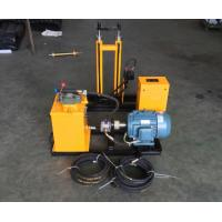 China Hydraulic CPT Static Cone Penetrometer Apparatus 4.85KW 2600r/min Rated wholesale