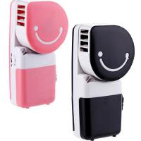 China Hand-Held Beauty Care Cosmetics , Smile Mini USB Portable Cooler Fan wholesale