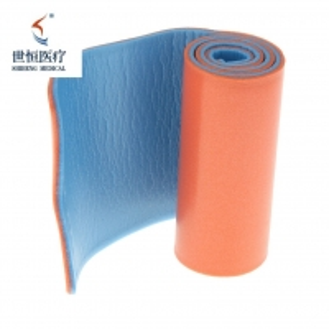China Certificated Portable Medical Emergency Splint Roll Type Orthopedic Leg Splint and Brace Roll Up Splint wholesale