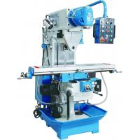 universal horizontal milling machine with steel milling