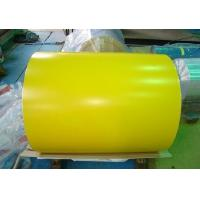 China ASTM A653 Prepainted Galvanized Steel Coil / Gi Aluzinc Steel Coil wholesale