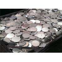 China 1mm 2mm 3mm Thick Aluminum Disk / Aluminium Discs Circles Temper HO Not Alloy wholesale